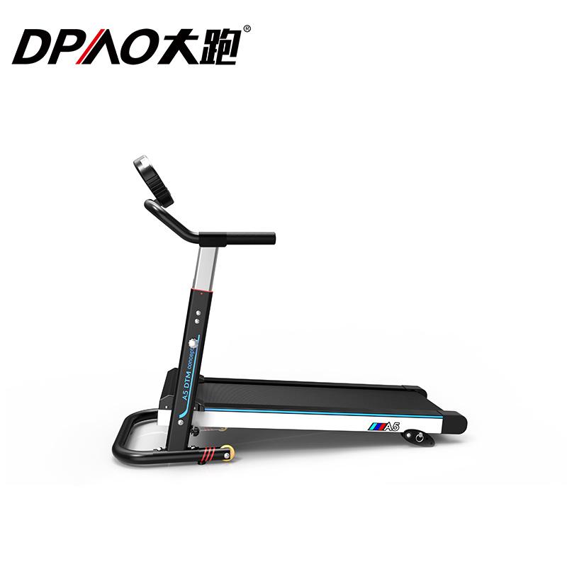 Máquina de carrera a pie mecánica para uso doméstico A5
